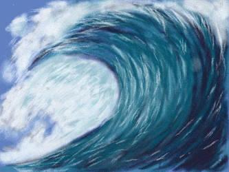 Wave by Drowyu