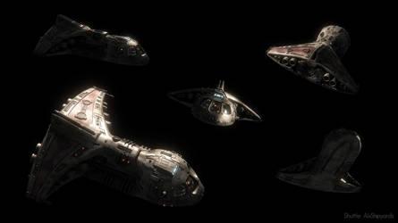 Destiny Shuttle Conversion by Diston