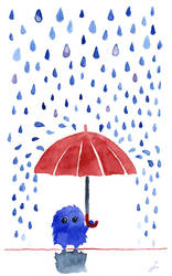 rainy day by chmurkabzdurka
