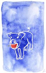 the pig by chmurkabzdurka