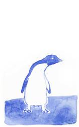 the penguin by chmurkabzdurka