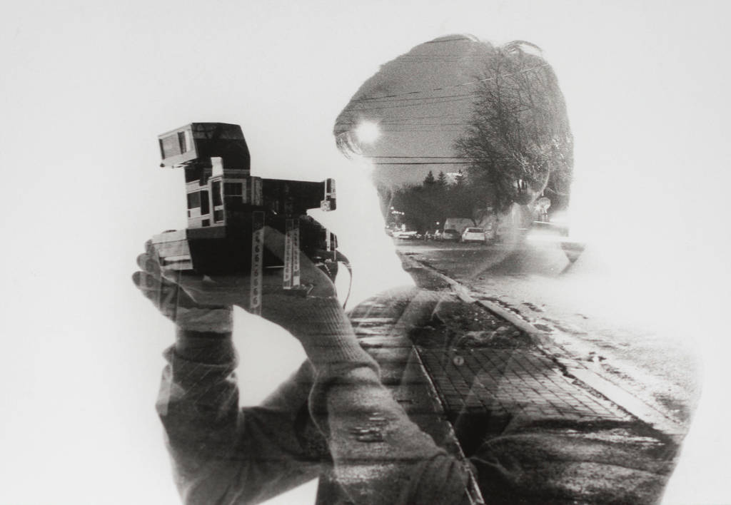 self-portrait by polophotography