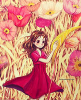 Arrietty by dimitto