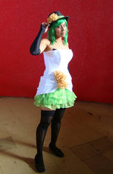 Gumi - Just a game by AquaCosplay
