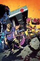 Fanboys VS Zombies #11 by DrummerboyDomo