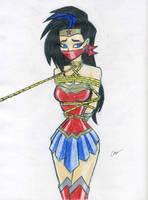 Wonder Woman JLIA Wip by gustorak