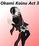Okami Act 3 Deisgn by MikuMikuCheetah