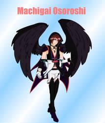 Machigai Osoroshi Redesign by MikuMikuCheetah