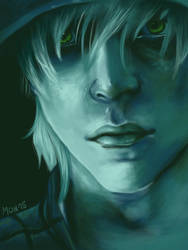 Cole from Dragon Age by Sonen89