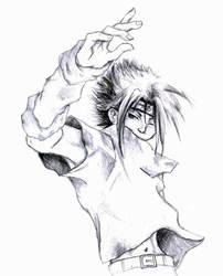 Sasuke 1 by Sonen89