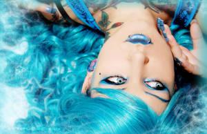 Blue by attitudechick