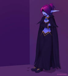 Voidtember 15th - Dancing by Zeon-in-a-tree