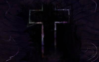 Lower Case t (Rainbow version) by LucifericChrist