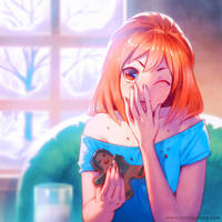 RG: Ginger Cookies! by nakanoart
