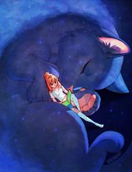 Big Imagination by nakanoart