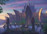 Gatefalls by Gjaldir