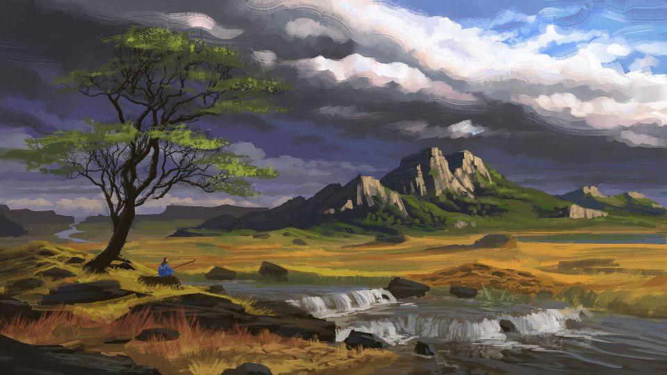 Journeyman by Gjaldir