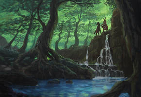 The Rogue of Antlerwood by Gjaldir