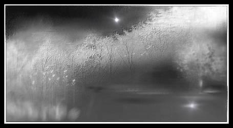 cold night by hugitsa