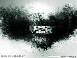 VZR Brushes set by Neoriek