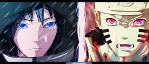 Color Naruto Manga Chapter 616 by Neoriek