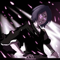Bleach - Rukia by Neoriek