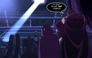[COMM] Not that purple by joyamu