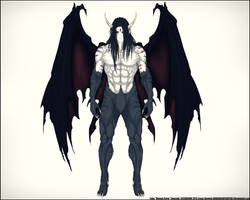 Cain Demon Form 2015 by Arrancarfighter