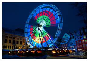 Wheel of fortune by kuzjka