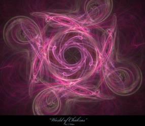 Chakra Pink by jonathandilas
