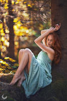 Forest Nymph II by Crims0nPhotography
