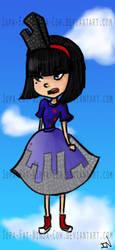 MTR inspired-Kristine by Supa-Fat-Ninja-Cow