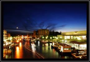 A Venezia Sunset by Footomch
