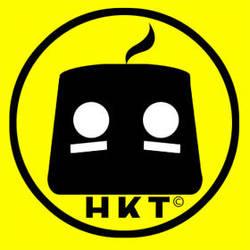 my new logo by HKT