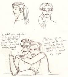 Tosca Doodles by dannytink