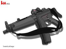 MP5A5 by donbenni