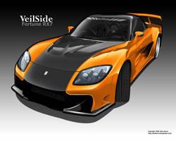 Veilside Fortune RX7 by donbenni