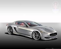 Maserati GT Sport Concept by donbenni