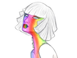 Pride by ChellizardDraws