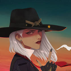Ashe by LivEmhoff