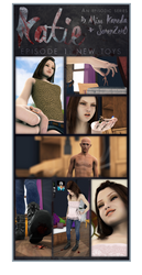 Katie, Episode 1: New Toys - Available Now! by MissKaneda