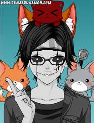Me As A Creepypasta by Werefox256