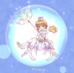 Cardcaptor Sakura by Tinglechan