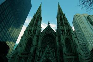 Green Church by GreenTea-Latte