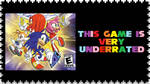 Sonic Shuffle Needs More Love Stamp by RoseOfTheNight4444