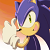 Sonic Thumbs Up