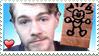 Peter Knetter Stamp by RoseOfTheNight4444