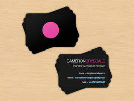 Business Cards Redux by simplecandy