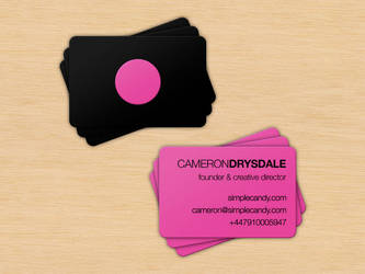 Business Cards Redux II by simplecandy