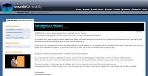 umbrella forums v1 by simplecandy